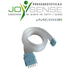 Connettore singolo per fascia addominale PressoEstetica JoySense della Mesis