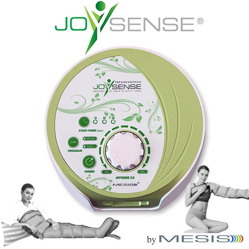 Apparecchiatura per Pressoterapia PressoEstetica Joysense 3.0 Mesis, è unica!