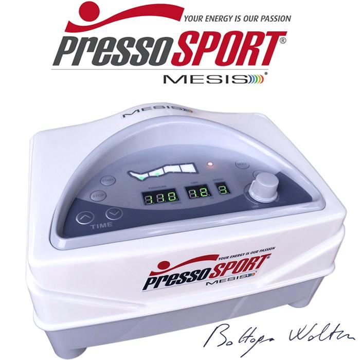 Pressoterapia PressoSport Mesis per il recupero muscolare