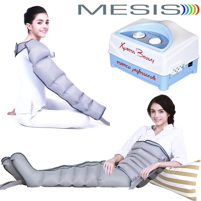 Pressoterapia MESIS Xpress Beauty Six completa