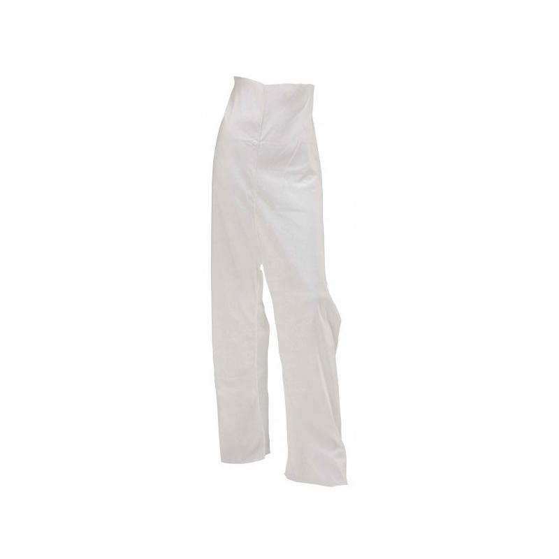 Pantaloni spunlace monouso per trattamenti con creme e fanghi