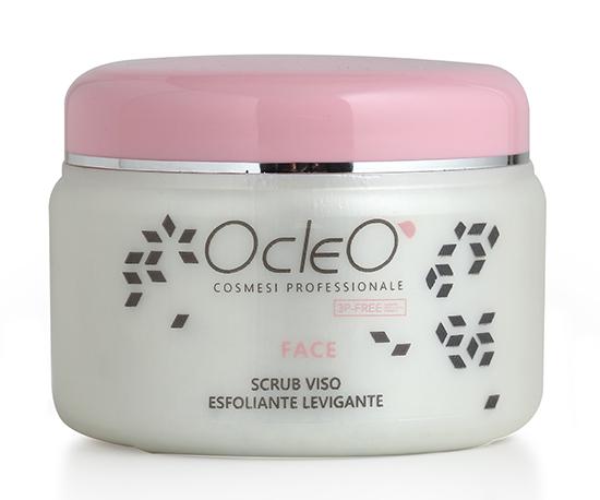 Scrub Esfoliante e Levigante Viso Ocleo' ml 500 in omaggio!