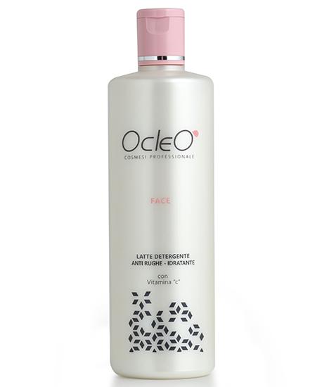 Latte Detergente Idratante Antirughe Ocleo'da 500ml in omaggio!