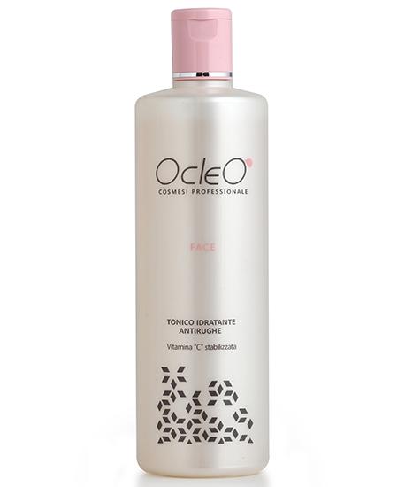 Ocleo' Tonico Idratante Antirughe da ml 500 in omaggio!